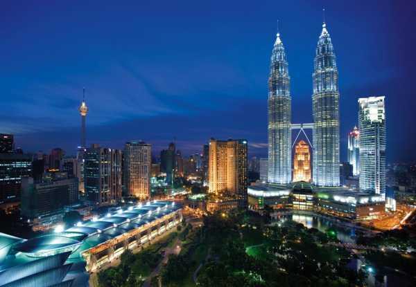 جاذبه مالزی
