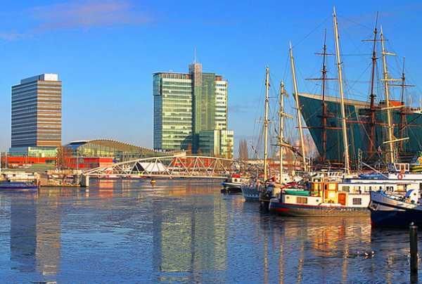 جاذبه آمستردام هلند