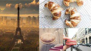 دسرها و شیرینی های شهر پاریس