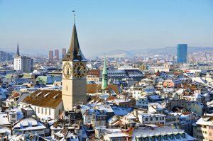 بهترین جاهای گردشگری زوریخ سوئیس