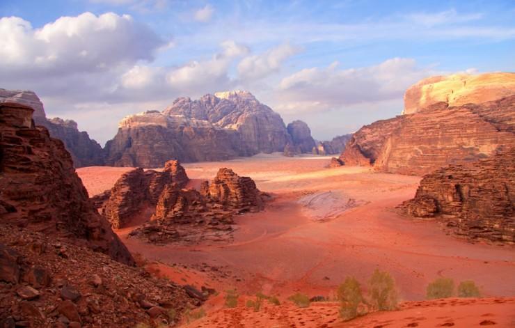 جاذبه کشور اردن