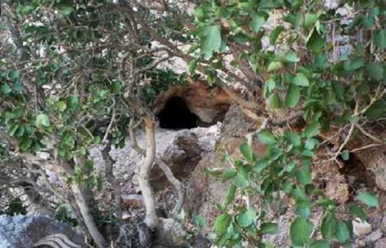 غار رفسنجان
