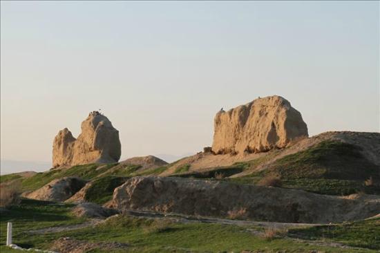 جاذبه های ترکمنستان