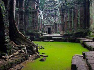 گزارش تصویری از معبد شگفت انگیز آنگکور وات در کامبوج