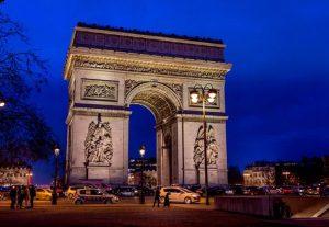 محبوب ترین جاذبه های گردشگری فرانسه