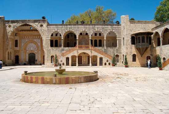 جاذبه های کشور لبنان