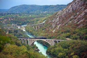 زیبایی های شهر بلد اسلوونی