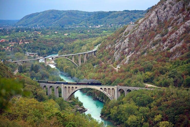 جاذبه های بلد اسلوونی