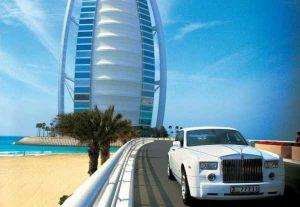 گزارش تصویری ازبرج و هتل ۷ ستاره العرب دبی