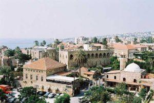 جاذبه های مهم کشور لبنان
