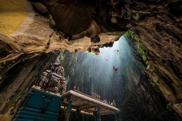 غار و معبد بودا مالزی