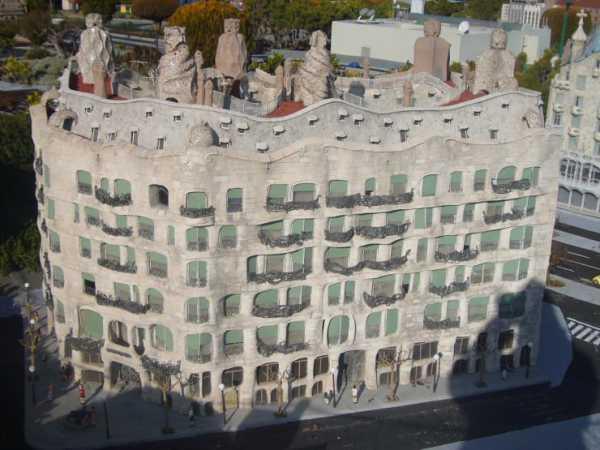 LA PEDRERA (CASA MILÀ) در بارسلونا، اسپانیا