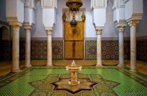 مقبره شگفت انگیز مولای اسماعیل در مراکش