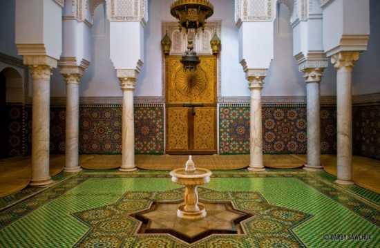 مقبره شگفت انگیز مولای اسماعیل