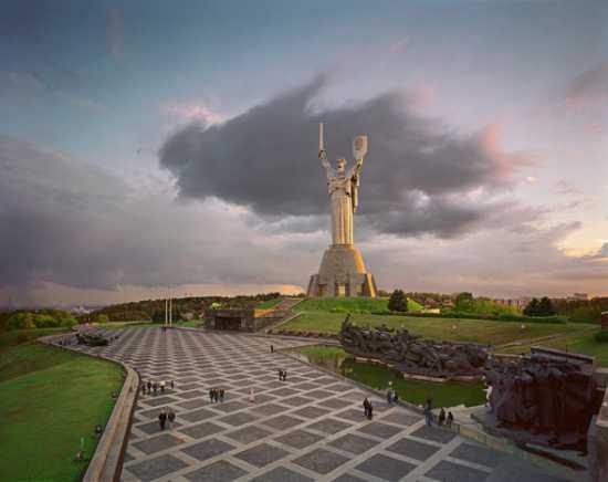جاذبه های اوکراین