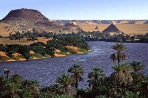 دریاچه های شگفت انگیز صحرای خشک کشور چاد