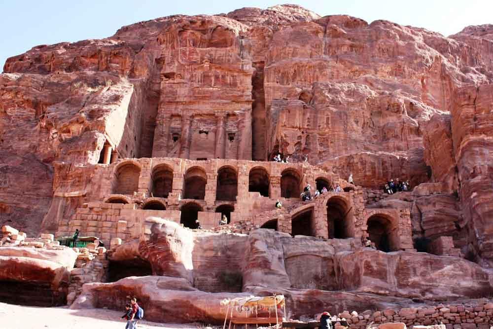 شهر باستانی پترا