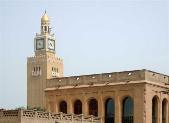 جاذبه های کشور کویت