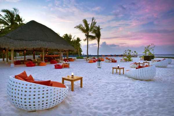 جزایر و هتل های مالدیو