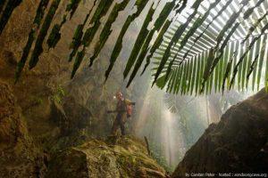 گزارش تصویری ازبزرگترین و شگفت انگیزترین غار دنیا