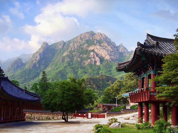 جاذبه طبیعی کره جنوبی