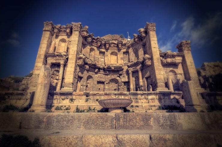 جاذبه تاریخی اردن