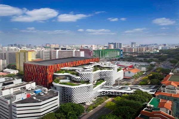 مرکز خرید لوکس سنگاپور