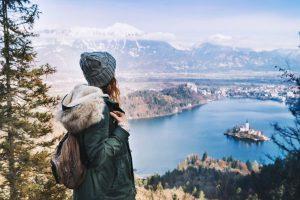 جاذبه های شهر بلد اسلوونی