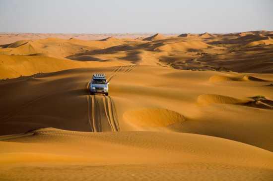 جاذبه های کشور عمان