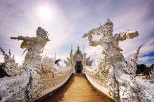 گزارش تصویری از معبد علمی تخیلی معاصر در تایلند