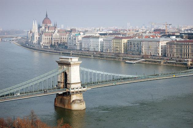 جاذبه های بوداپست