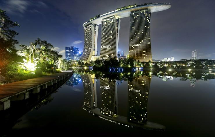 استخر سنگاپور