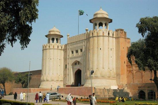 جاذبه های پاکستان
