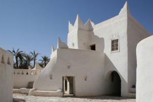 شهر Ghadames ( جواهر صحرا ) در کشور لیبی