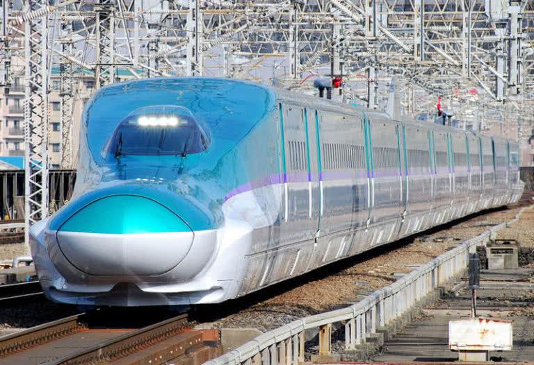 سریع السیرترین قطارها