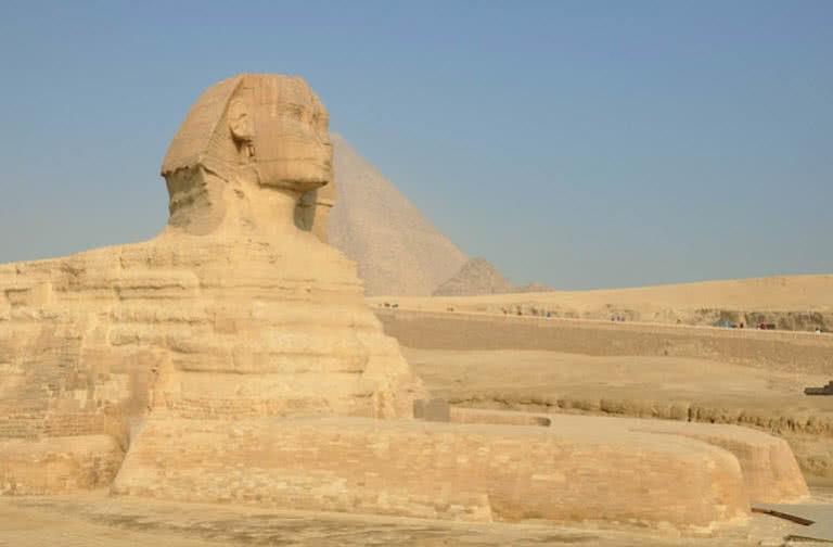 اهرام و معابد مصر