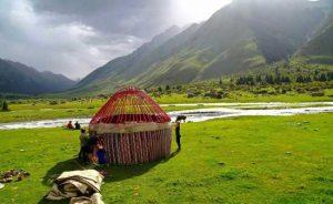 محبوب ترین جاذبه های قرقیزستان