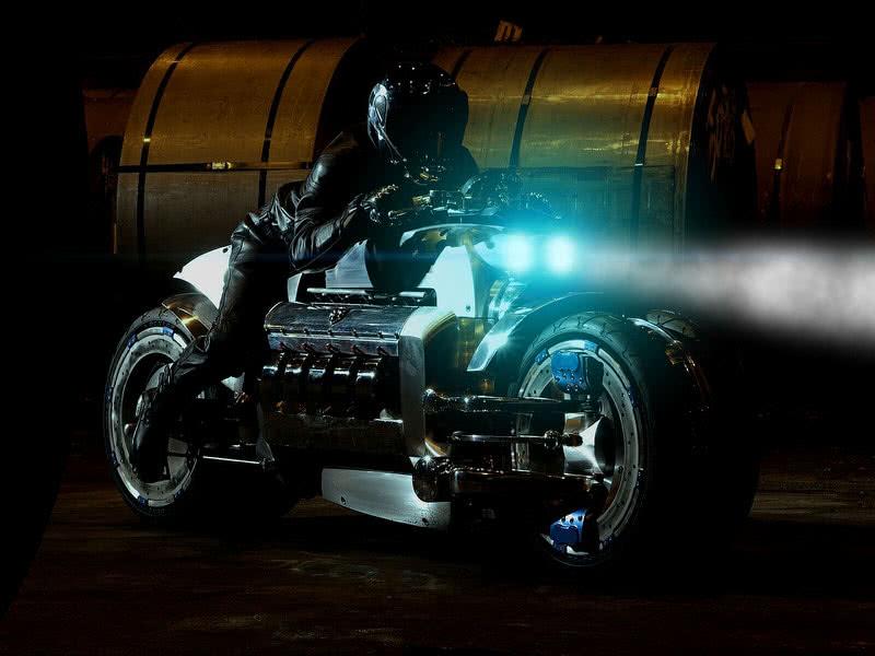 سریعترین موتور سیکلت در جهان