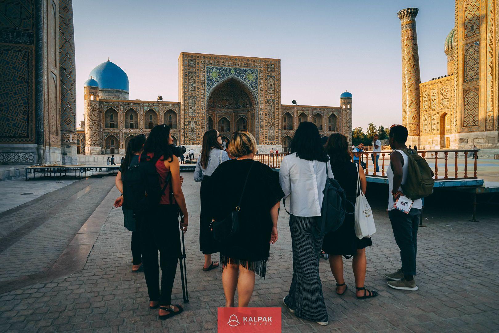 جاذبه های ازبکستان