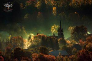 مناظر شگفت انگیزو زیبای Maramures در کشور رومانی
