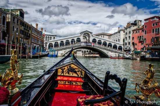 جاذبه های ونیز ایتالیا