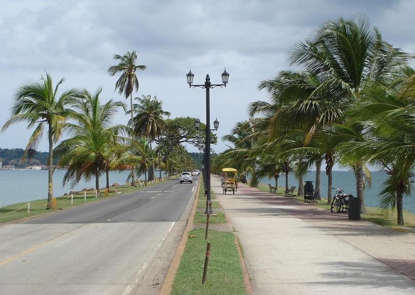 جاذبه پاناما
