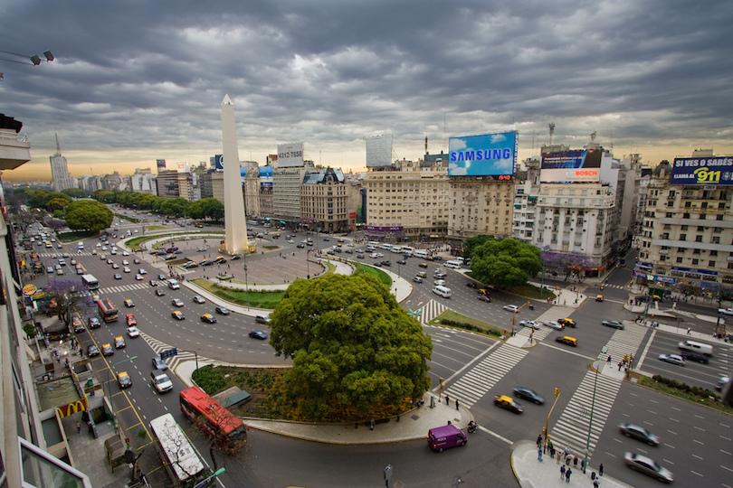 جاذبه آرژانتین