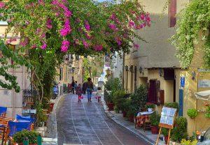 جاذبه های مهم شهر آتن کشور یونان