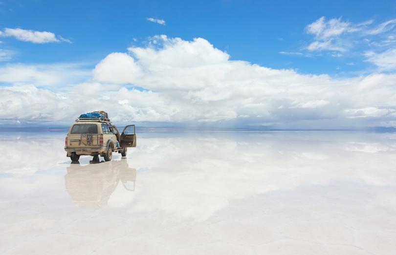 جاذبه بولیوی