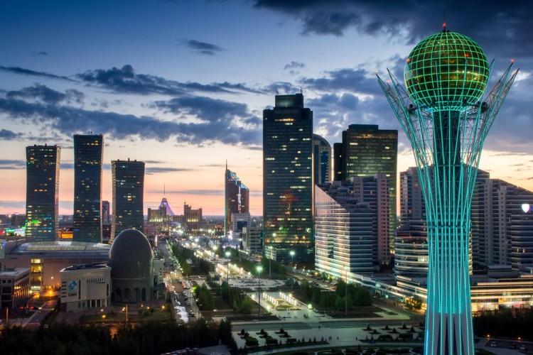 جاذبه های کشور قزاقستان