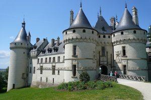 زیباترین قصرهای فرانسوی