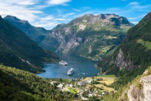 محبوب ترین جاذبه های توریستی نروژ