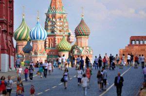 بهترین جاهای دیدنی روسیه