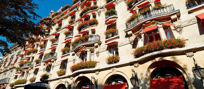 Hotel Plaza Athenee، پاریس